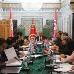 محمد الناصر يدعو أعضاء مكتب المجلس للاجتماع