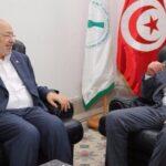 عماد الخميري: النّهضة تُجري مشاورات لإنهاء الأزمة