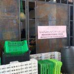 في 4 ولايات: غلق 70 محلّا لبيع الخضر والغلال (صور)