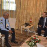 في لقائه بعون الأمن المُعنّف: الوزير يلتزم بضمان حقّه وفق القانون