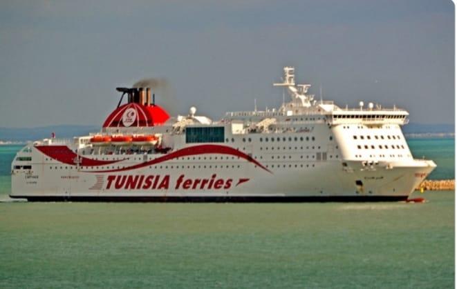 شركة الملاحة: تأخير بـ 6 ساعات في رحلة بين تونس وجنوة