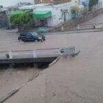 أمطار طوفانية : تعزيزات من الحماية المدنية تصل لنابل من أريانة