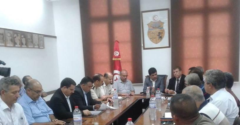 صفاقس : لجنة مجابهة الكوراث في استنفار دائم