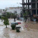 طوفان نابل: هلاك 4 مواطنين وخسائر مادية فادحة