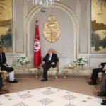 صور: رئيس الجمهورية يتسلّم أوراق اعتماد 6 سفراء جدد
