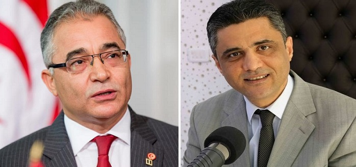 """غدا: """"محسن"""" و""""حسونة"""" يتقاسمان قيادة مشروع تونس"""
