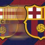 برشلونة يُغيّر شعاره