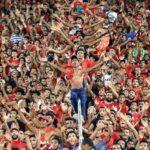 """الـ""""CAF"""" يعاقب النادي الأهلي"""