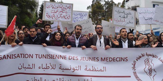 غدا: 500 طبيب في إضراب عام