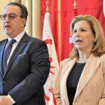 نداء تونس: سلمى اللومي في مأزق مع الشاهد وحافظ