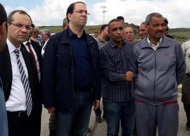 وزير الدّاخلية: على المحتجّين في نابل تفهّم الوضع وفتح الطّرقات