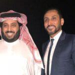 تركي آل الشيخ يُعفي سامي الجابر من مهامه