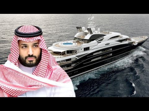 """""""المونيتور"""": وليّ العهد السعودي يلازم يخته وقد يستعمله للهروب"""