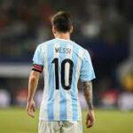 الأرجنتين تحجب رقمها الأسطوري