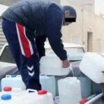 بـ 3 ولايات: حجز 11790 لتر مياه مجهولة المصدر