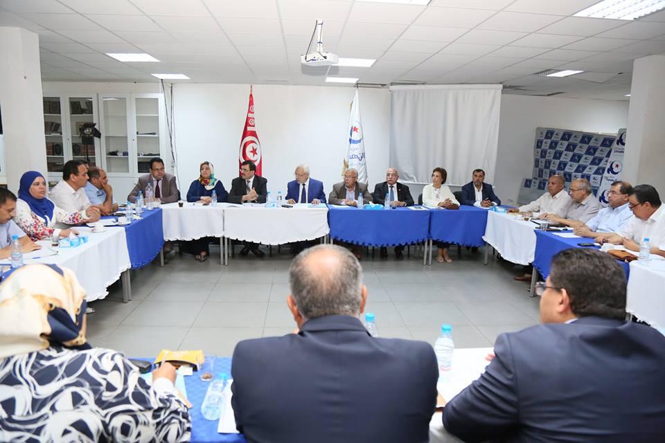حركة النهضة تنتقد مشروع قانون المالية لسنة 2019