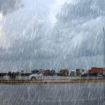 ظهر اليوم : الرصد الجوي يُحذر من أمطار رعدية بـ 5 ولايات
