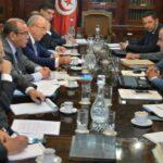 رضا شلغوم يفتح المشاورات حول مشروع قانون المالية