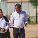 رئيس أولمبيك سيدي بوزيد يعتدي بالعنف على مدير إذاعة !