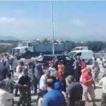 بوعرقوب/ نابل: مُحتجّون يُغلقون الطّريق (صور)