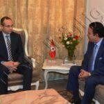 سفير قطر عند وزير الداخلية