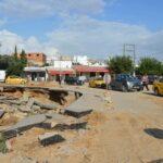 فيضانات نابل: وزير التجهيز يُعاين الأضرار والوزارة تنشر صورا صادمة