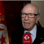 """رئيس الجمهورية :""""ان شاء الله الارهاب ما يقضيش علينا!"""""""