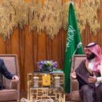 بعد تبني ترامب رواية مقتل خاشقجي: وزير الخزانة الأمريكي في السعودية