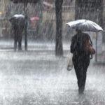 طقس اليوم: أمطار ودرجات الحرارة تصل إلى 29 درجة