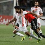 ملعب جديد لمباراة مصر وتونس