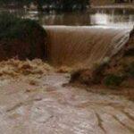 باجة: الحماية المدنية تنقذ 3 شبان جرفت المياه سيارتهم