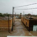 فيديو/ القصرين: مياه الأمطار تجرف جزءا من طريق رئيسي!!