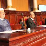 ترتيب الكتل في الدورة البرلمانية الجديدة