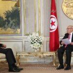 رئيس الجمهورية يستقبل وزير المالية اللبناني