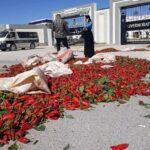 القيروان: فلاّحون يحتجون ويلقون محاصيلهم بالطريق