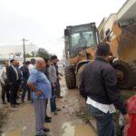 منوبة: إنقاذ مواطنة سقطت في وادي قريانة