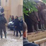 صور/ القصرين: أمطار طوفانيّة، تدخّل الجيش وهلاك مواطن بفريانة