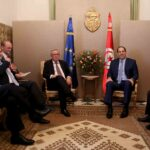 فحوى لقاء الشّاهد ورئيس المفوضية الأوروبية