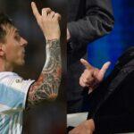 مارادونا: ميسي يذهب لدورة المياه 20 مرّة قبل المباراة فكيف يكون قائد المنتخب؟