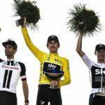 سرقة جائزة سباق فرنسا للدراجات !