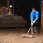 معصم نادال في مواجهة فيضان مايوركا
