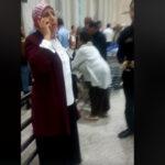 فيديو: يمينة الزغلامي تتدخّل لفرض سفر مشتبه فيه بالارهاب