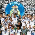 أرباح قياسية لريال مدريد في دوري الأبطال