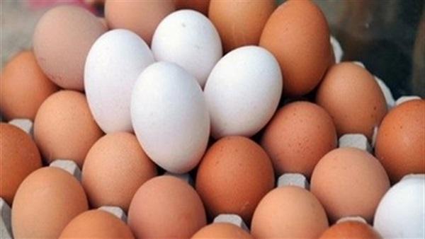 وزارة التجارة تضبط أسعار البيض
