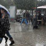 كميات الأمطار المُسجّلة بـ 14 ولاية