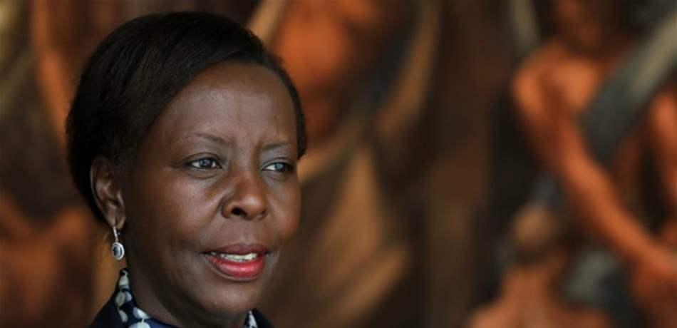 انتخاب وزيرة خارجية رواندا أمينة عامة لمنظمة الفرنكفونية