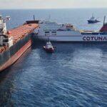 شركة الملاحة: السفينة التونسية ستُبحر قريبا من مكان الحادث