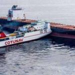 """مدير عام ديوان البحرية التجارية: خطأ بشري وراء حادث """"أوليس"""""""