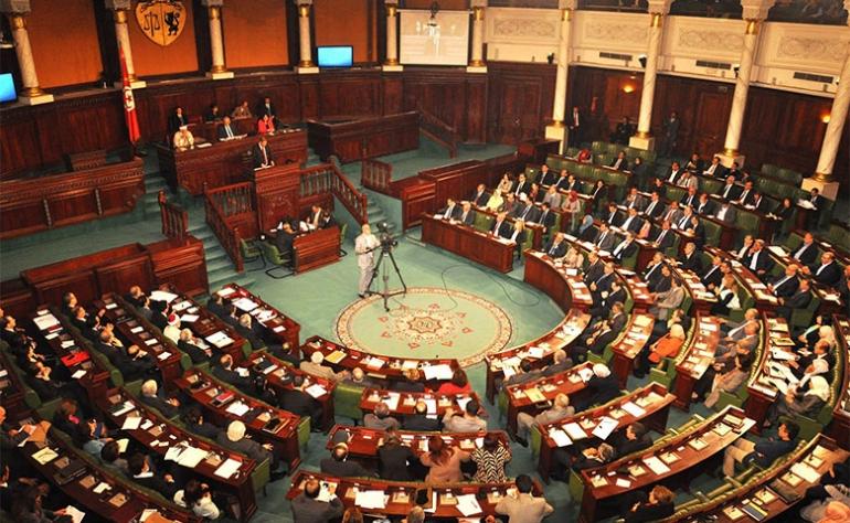 اليوم: افتتاح الدّورة البرلمانية الخامسة