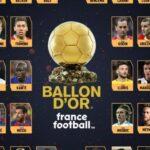"""فرانس فوتبول تحذف استفتاء أفضل لاعب في العالم بسبب تصويت """"مزيّف"""""""
